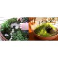Mini Easter Garden