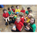 We have enjoyed PE with Mr Deveral