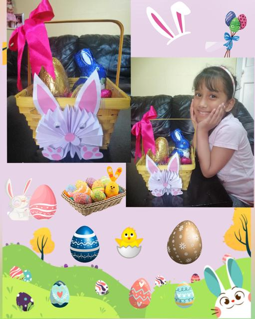 Easter Fun and CHOCOLATE EGGS!