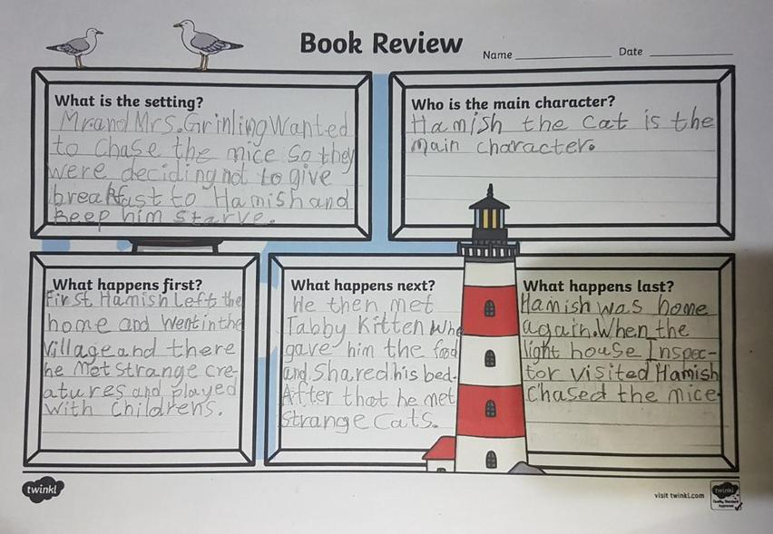 A great book review!