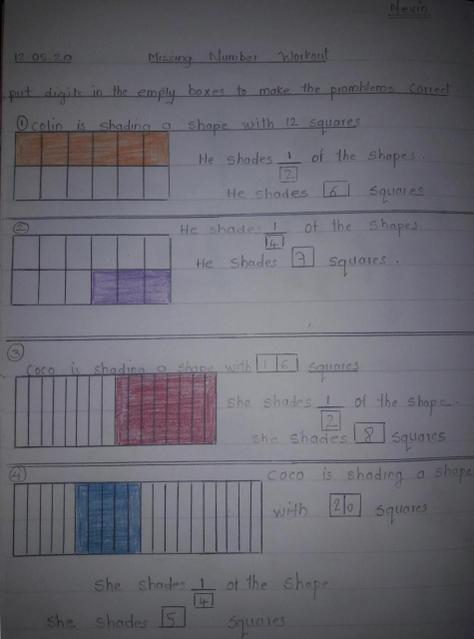 Amazing fractions work!