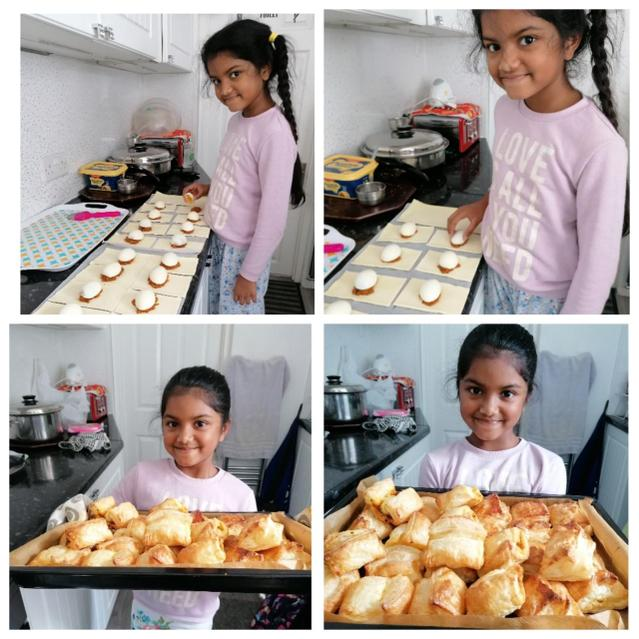 Home Learning cooking