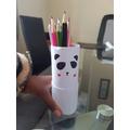 A panda pot! :)