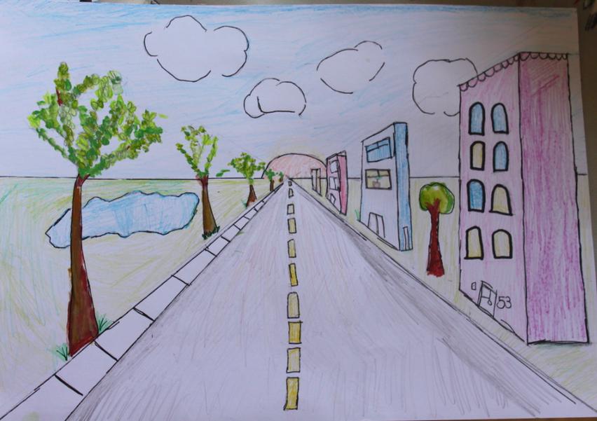 More wonderful art work! :)