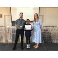 Perseverance Award