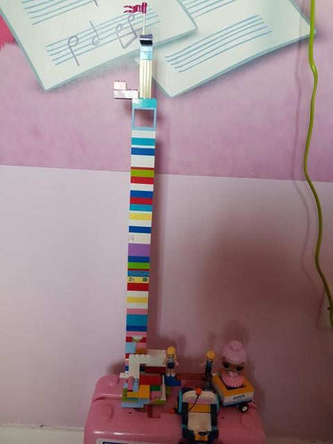 A pretty tower!