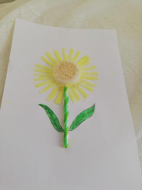 A beautiful flower.