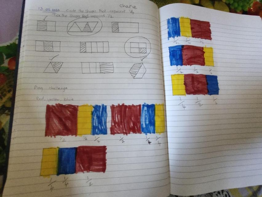 Super fraction work.