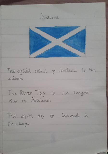 Scottish facts.
