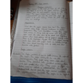 Super non-chronological report writing!