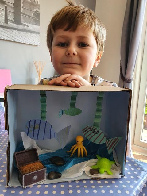 A brilliant ocean habitat model
