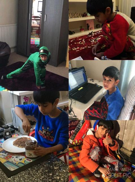 Home Learning Fun
