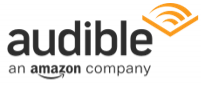 Click on the Audible icon to be able to access Amazon's audio books for FREE!