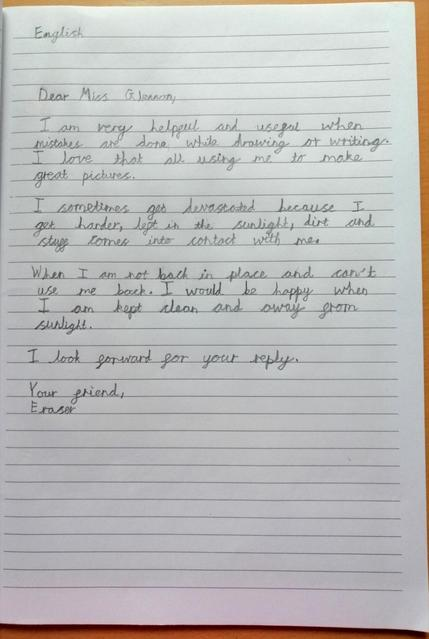 Great letter