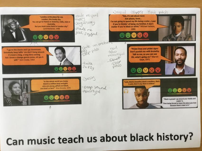 What can you tell us about Black history?