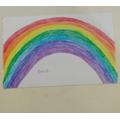 A lovely rainbow by Kestin