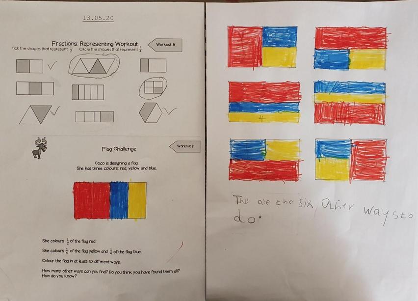 Some fantastic fractions!