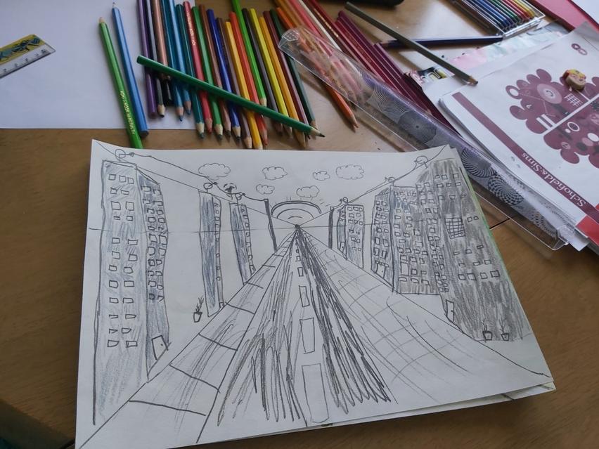 Fantastic sketch! :)