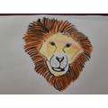 Brilliant lion drawing!:)