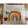 A beautiful rainbow by Kelly