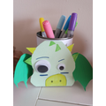 Cute dragon pot!