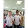 Oscar & Hassan