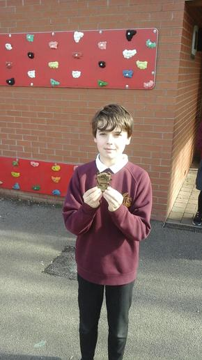 Well done Will!