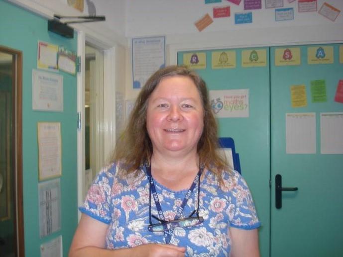 Mrs. Holland - Class TA