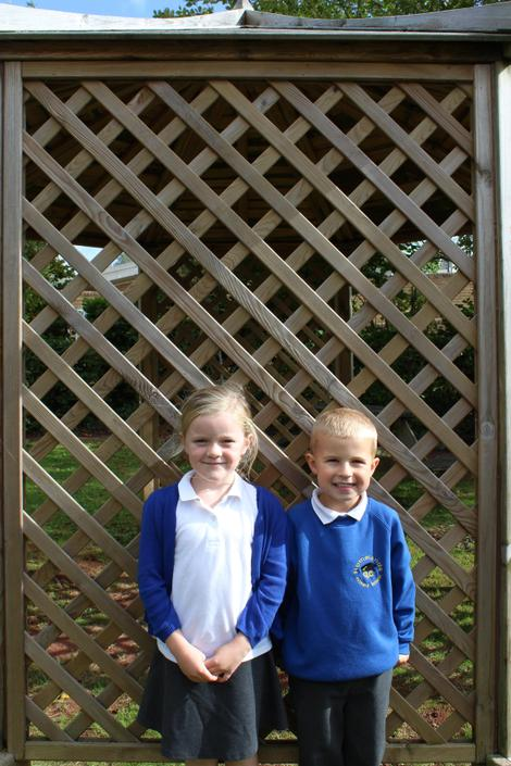 Lyla and Riley KS1