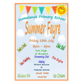 Summer Fayre - Friday 13th July - 3pm to 5pm