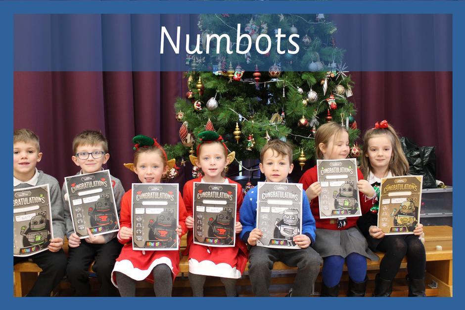 Numbots - December 2019