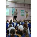 Dan Metcalf - Author Visit