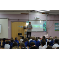 Dan Metcalf - Author Visit