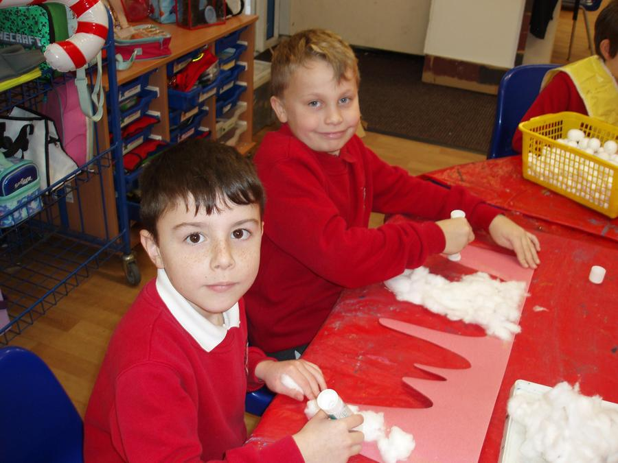 We loved getting involved!