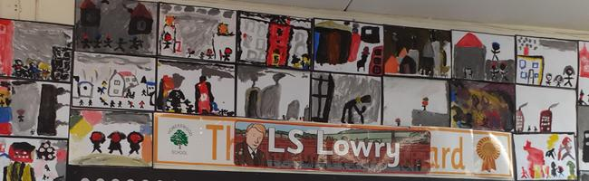Year 4 - L.S Lowry