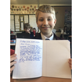 Year 6 Mythical Creatures writing