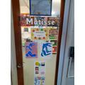 Year 1 - Henri Matisse