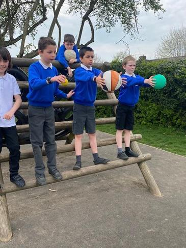 which ball will fall fastest to the ground?