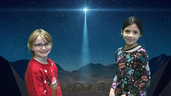 Year 3 Nativity photo