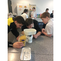 """""""We made our own packed lunches for a trip."""" John"""