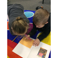 Working collaberatively to support each others learning.