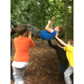 """""""We always have fun at Forest School."""" - Steven"""