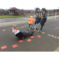 Modelling positive play.