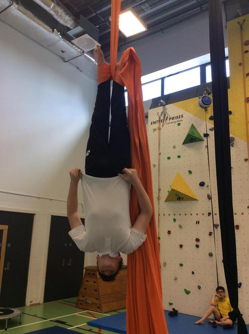 Aerial Ninja Skills