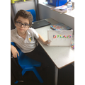 """""""The OT games help with my handwriting."""" - Dylan"""
