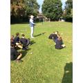 Year 6 Golf with professional Duncan Abbott (GGC)