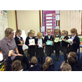 The children re- htold the story of Lost and Found
