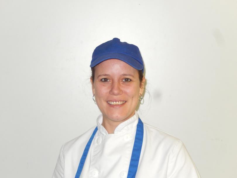 Mrs Shelley - School Cook
