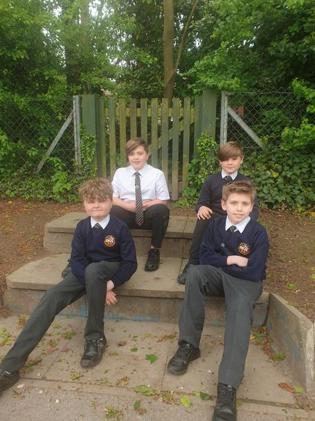 Hopton's Eco-Team (Year 6)