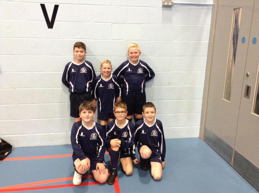 Year 5 and 6 dodgeball